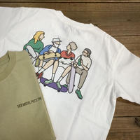 TES MOTEL PUTS THE SURF-BOYS T (全2カラー)