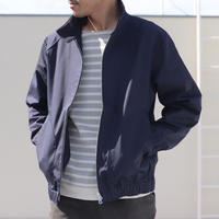 """AUD """"VENTILE GEAR""""チノクロス セットイン G9ブルゾン"""