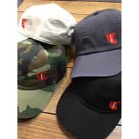 TES FIN LOGO EMB LOW CAP (全4カラー)