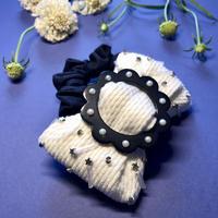 Scallop Flower Shush