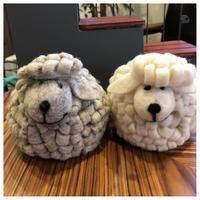 冬雑貨😊まるまる❤︎太った❤︎可愛い羊のインテリア