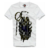予約商品2020★春夏の新作E1SYNDICATE デザイナーTシャツ★LV風 オマージュ