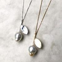 Tsubomi long necklace - M size