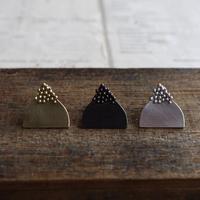 vue.日常のかたち「knitcap」真鍮