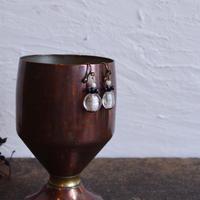 pecoranera original costume jewelry /インド硝子