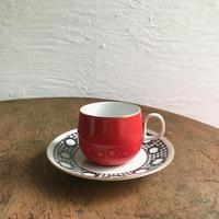 三郷陶器モダンなカップ&ソーサー