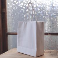 Fel farg /紙袋型布バッグ