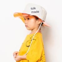 "【 folk made 21SS 】lalique hat "" 帽子 "" / white"