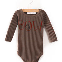 【 bobo Choses 2017AW】217160 Body Bow  / 6-12ヶ月