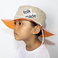"【 folk made 21SS 】lalique hat "" 帽子 "" / beige"