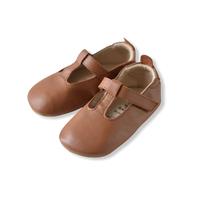 "【 OLD SOLES 20AW】#0018R Ohme-Bub  ""ストラップシューズ"" / TAN / 12 - 14.5cm"
