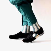 【 UNIONINI 2020SS 】UN-04double monk strap shoes  / black  / 22.5-24cm