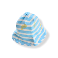 """【 ミナペルホネン 21SS 】ZS7008P choucho """" 帽子""""  / blue / 50-54cm"""
