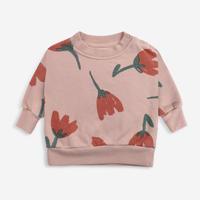 "【 BOBO CHOSES 21AW 】Big Flowers All Over sweatshirt(221AB040) ""スウェット"""
