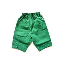 【 ミナペルホネン 20SS 】YS4084P bonbon / green / 110-140
