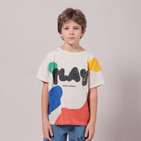 "【 BOBO CHOSES 21SS 】Play Landscape Short Sleeve T-Shirt(121AC008)""Tシャツ"""