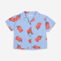 """【 BOBO CHOSES 21SS 】Vote For Pepper All Over Shirt(121AC085)""""カラーシャツ"""""""