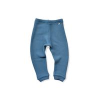 """【 ミナペルホネン 20AW 】YA8103P  makea """" パンツ""""  / blue / 80-90cm"""