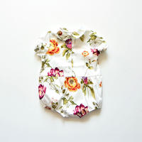 "【 CHRISTINA ROHDE 20SS 】 Romper No. 845 "" ロンパース "" / cream"