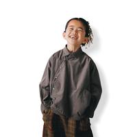 【 nunuforme 21AW 】サークルシャツ / 11-nf16-545-133A / Gray / レディース