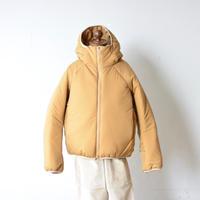 """【 MOUN TEN. 20AW 】air mitten blouson  [MT202036]  """"コート"""" / beige  /"""