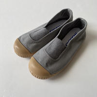 M.Y様専用決済ページ【 La Cadena 20SS 】 ELASTICO CENTRAL  DYED / GREY x BEIGE SOLE / 19cm