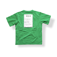 """【 GRIS 21SS 】""""Policy name"""" Big T-Shirt [GR21SS-CU003] """"Tシャツ"""" / GRASS / S-L"""