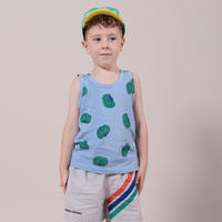 """【 BOBO CHOSES 21SS 】Tomatoes All Over Tank Top(121AC016)""""タンクトップ"""""""