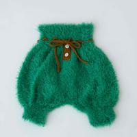 "【 folk made 21AW 】 mole bloomer "" ブルマ "" / green"