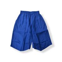 "【 GRIS 21SS 】Hem tack Half Pants [GR21SS-PT002] ""パンツ"" / ROYAL / S-L"