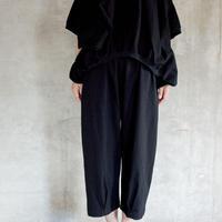 【 UNIONINI 2019SS 】CS-039 ◯△ T-shirt / Black  / レディース