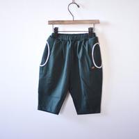 """【 ミナペルホネン 21AW 】ZA8181P sortir """"パンツ"""" / green / 80-110cm"""