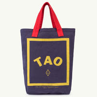 【 THE ANIMALS OBSERVATORY 2019SS 】TOTE BAG ONESIZE BAG / navy