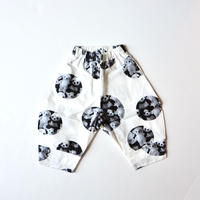 "【 franky grow 2020SS 】19SBT-253a BIG PANTS "" パンツ "" / WHITE / LL(9〜11歳)"