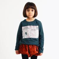 "【 WOLF&RITA 21AW】JOAQUIM POSTCARD ""Tシャツ"" / 4-10Y"