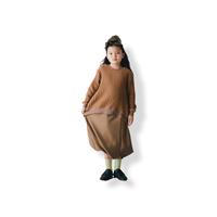 【 nunuforme 21AW 】サークルパンツ / 06-nf16-646-014A / Beige / レディース
