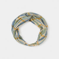 【 Bobo Choses 2020SS 】12011016	Checker Headband