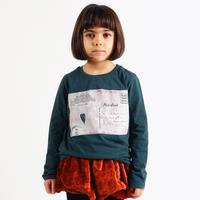 "【 WOLF&RITA 21AW】JOAQUIM POSTCARD ""Tシャツ"" / 12Y"