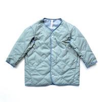 """【 MOUN TEN. 20AW 】quilt mitten coat  [MT202035] """" コート """"  / ashgreen /"""