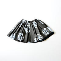 "【 franky grow 2020SS 】19SBT-252a AIRY SKIRT "" スカート "" / BLACK"