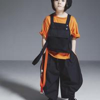 【 GRIS 2019SS 】Big T-Shirts / Orange / M-L