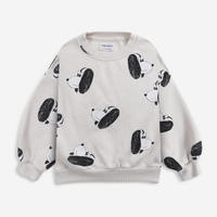 "【 BOBO CHOSES 21AW 】Doggie All Over sweatshirt(221AC026) ""スウェット"""