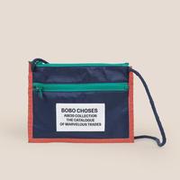 "【 BOBO CHOSES 20AW 】Boy Patch Passport Bag(22011020)""バッグ"""