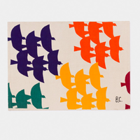 【 Bobo Choses 2020SS 】12070011	Flying Birds Rug