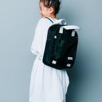【 nunuforme 2020SS 】backpack [backpack01]  / Black