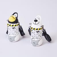 【 thermo mug×THE PARK SHOP コラボレーション商品】アニマルボトル