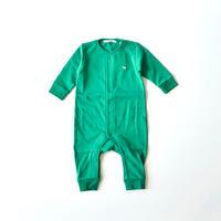 """【 ミナペルホネン 20SS 】YS8032P zutto """" ロンパース """" / green / 70cm"""