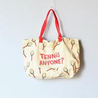 "【 mini rodini 2020SS 】Tennis adult bag(20260110)""ビッグバッグ"""