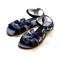 """【 Saltwater Sandals 20SS】 海でも履けるレザーサンダル  / ソルトウォーターサンダル """"Original""""   / ネイビー/ 22.5 - 25cm"""
