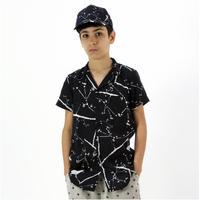 "【 WOLF&RITA 21SS 】BRUNO GALAXY""カラーシャツ"""
